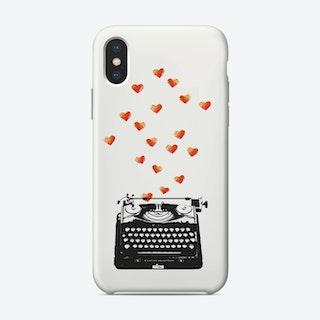 Loveletter iPhone Case