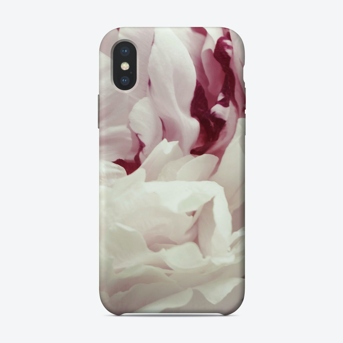online store d6124 adf8c Peony Detail iPhone Case