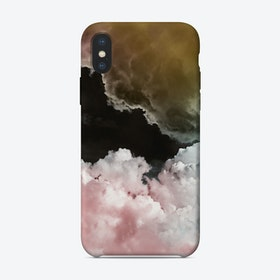 Pink Clouds iPhone Case