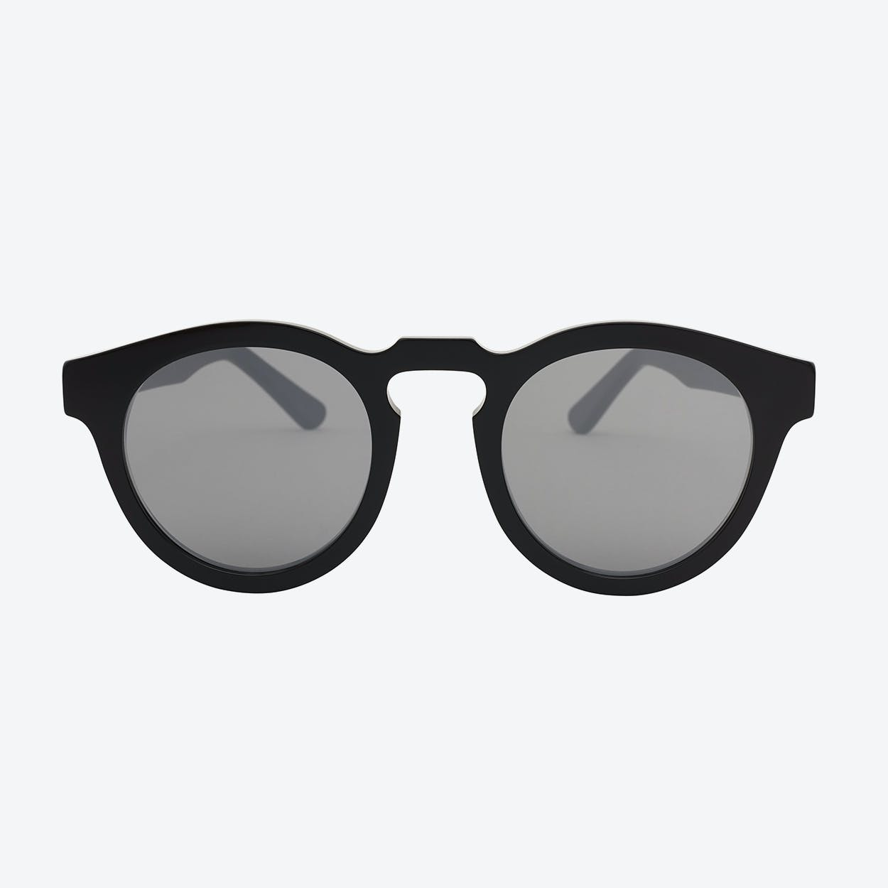 Fryderyk Sunglasses in Black