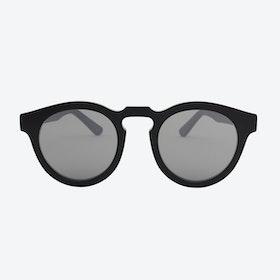 Fryderyk Sunglasses in Black