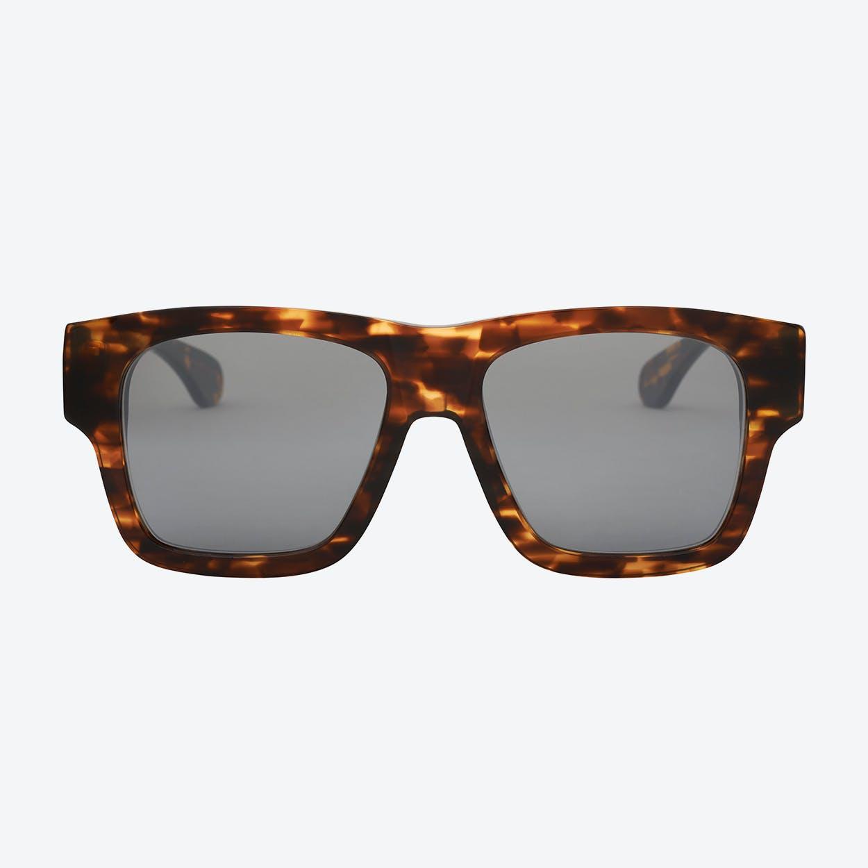 Jeroen Sunglasses in Tortoise