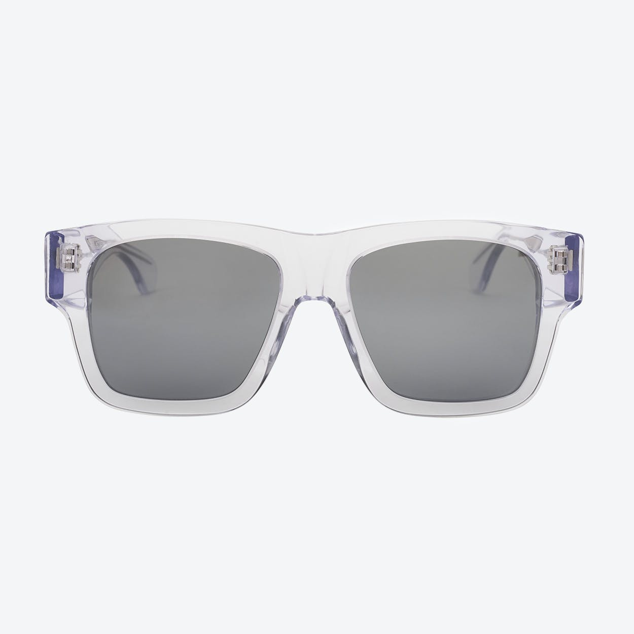 Jeroen Sunglasses in Clear