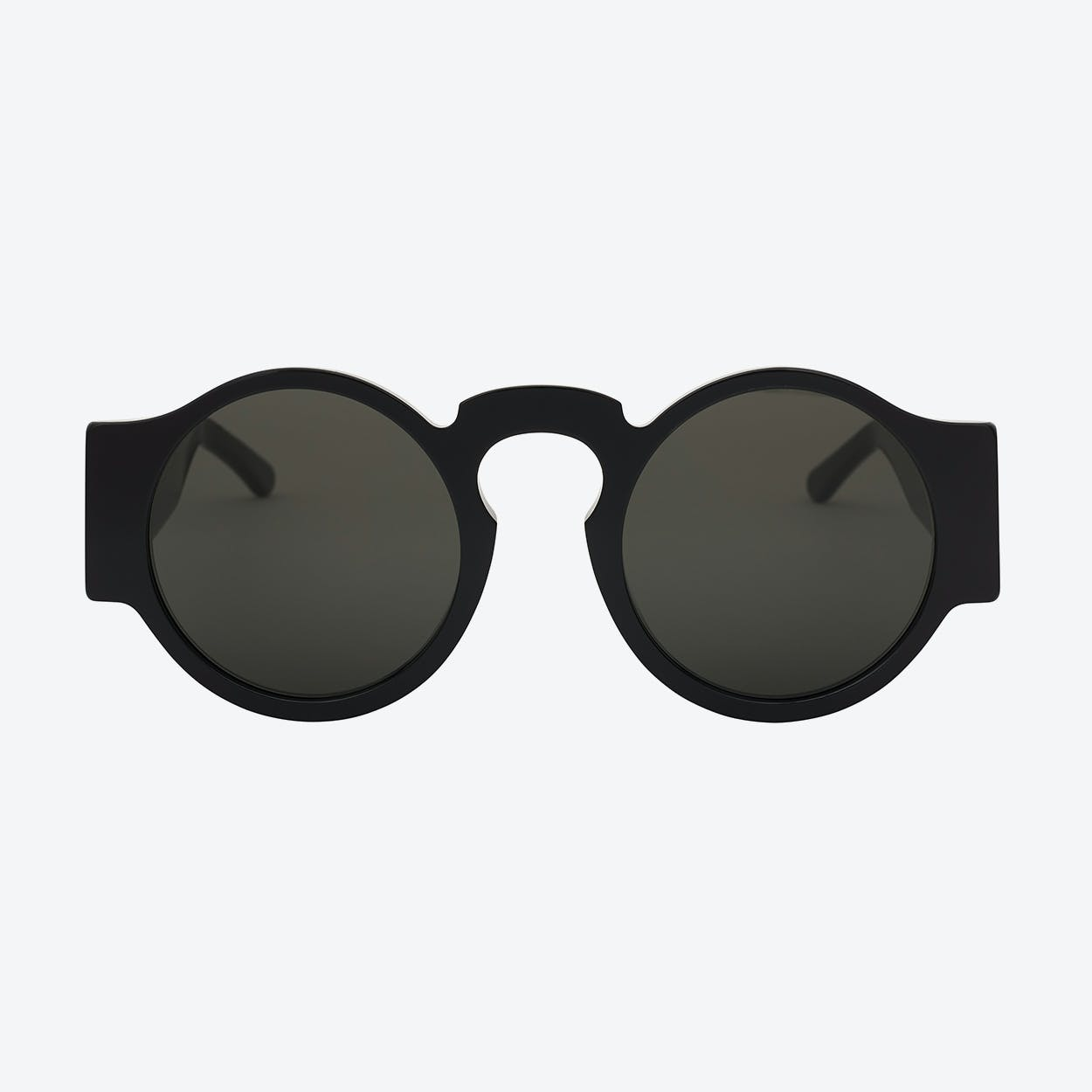 Didac Sunglasses in Black