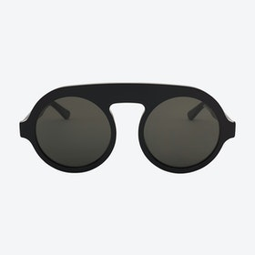 Nicolas Sunglasses in Black/Grey
