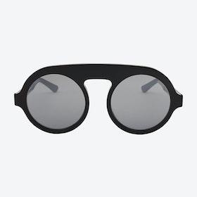 Nicolas Sunglasses in Black/Tri