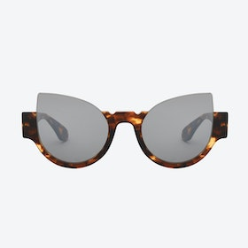 Wiley Sunglasses in Tortoise