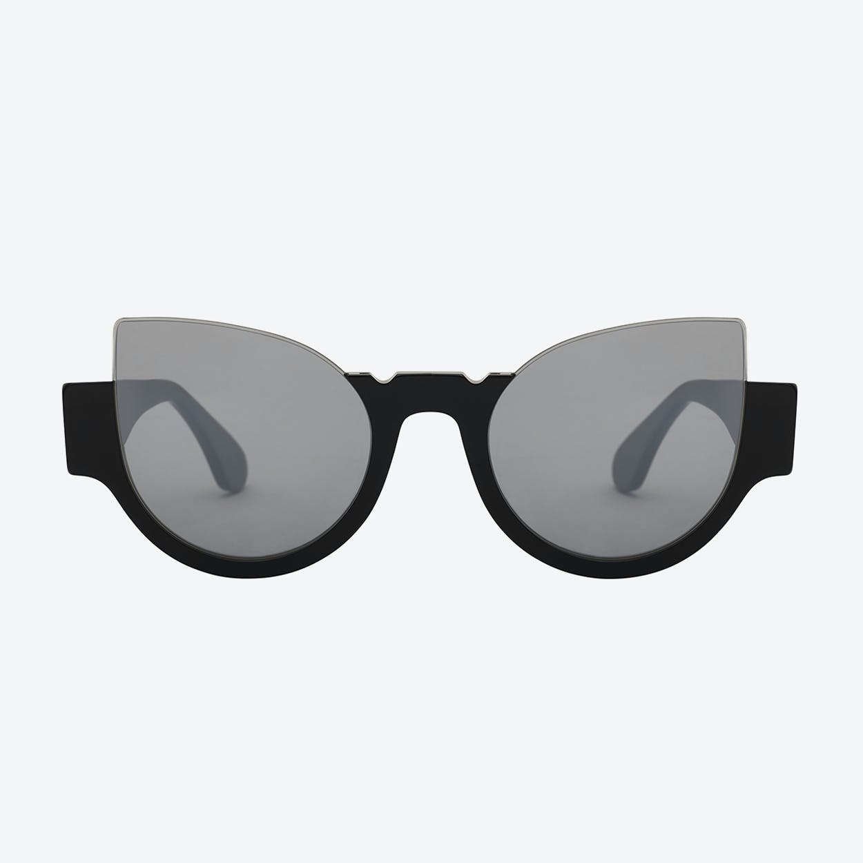 Wiley Sunglasses in Black