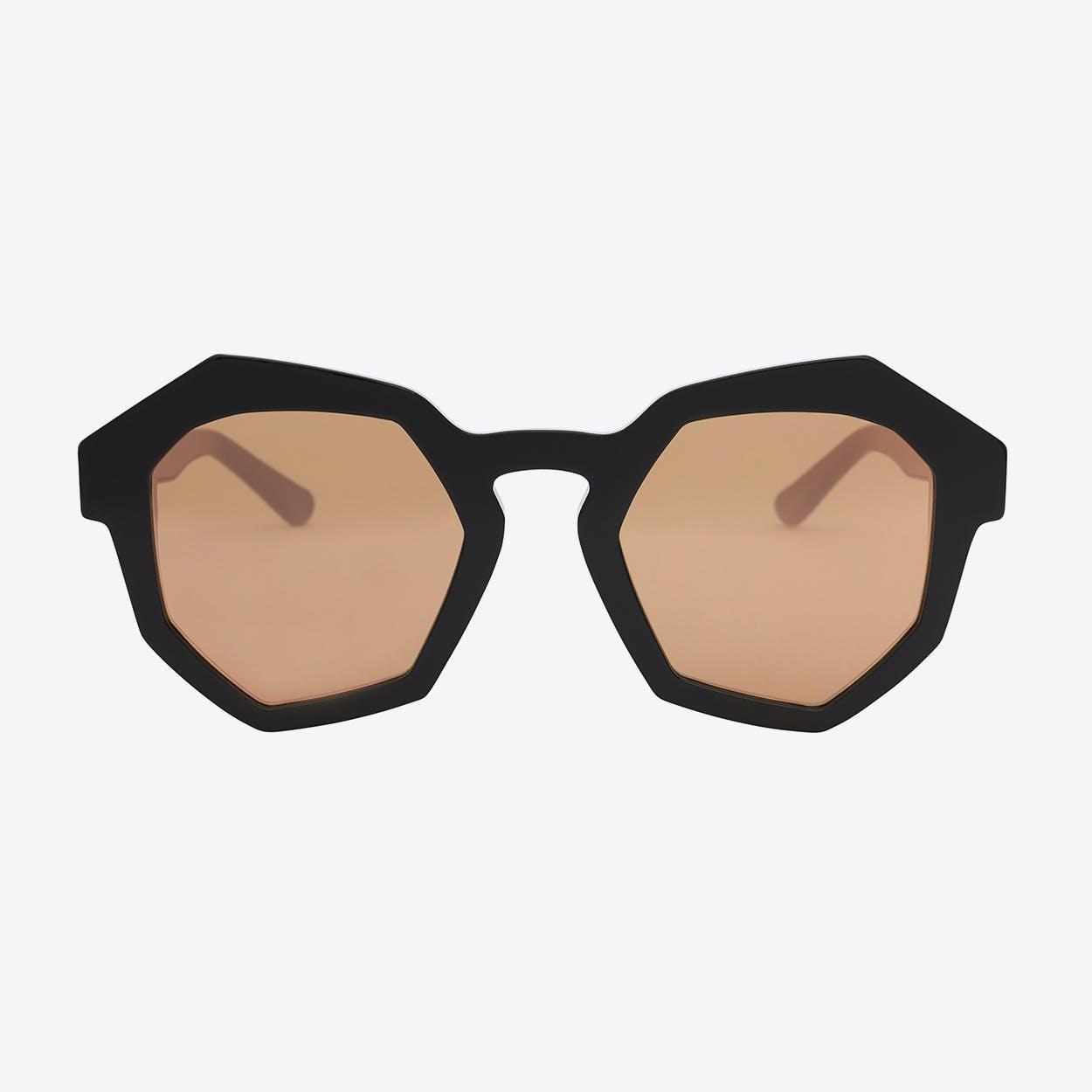 Hoxton Sunglasses in Black