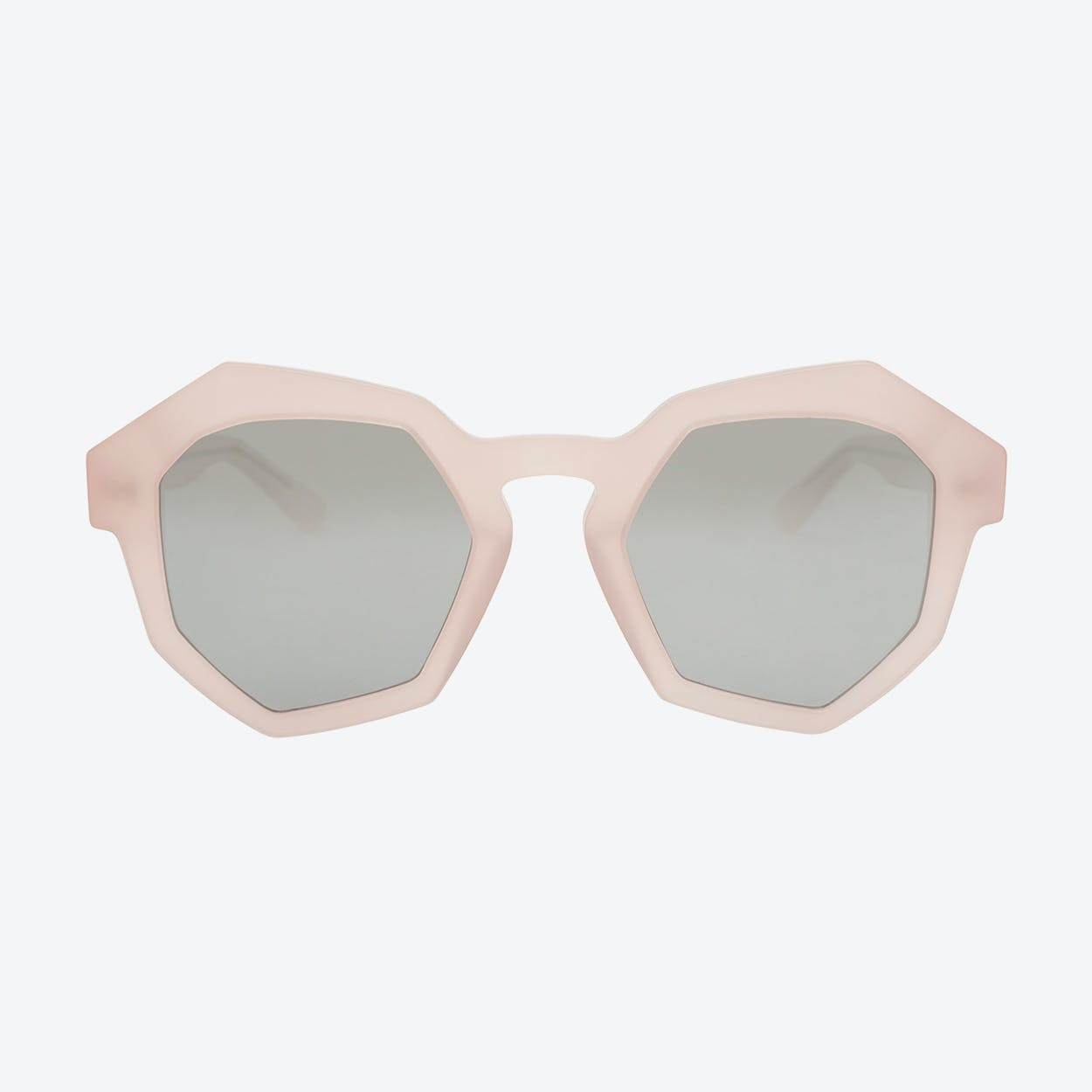 Hoxton Sunglasses in Pink