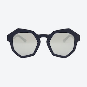 Hoxton Sunglasses in Navy