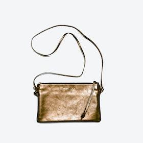 515a8c5e10 Pinscher Crossbody Bag in Bronze Metallic