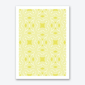 Chain Links Art Print