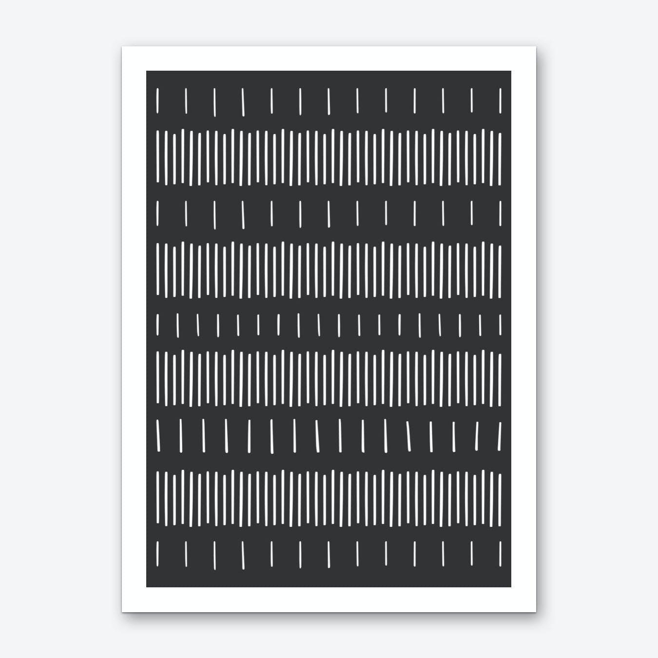 Lines bw