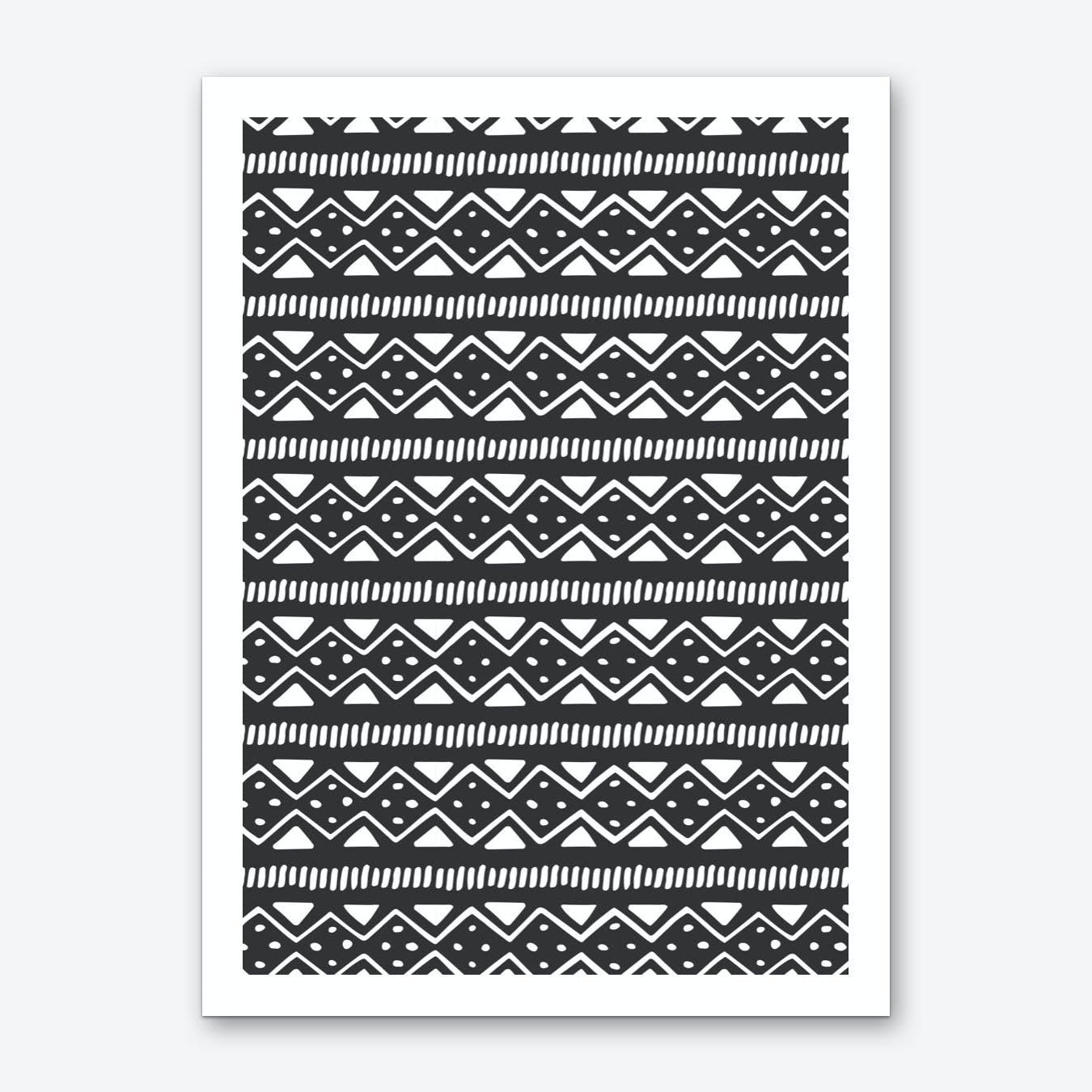 Scandi Pattern No 2