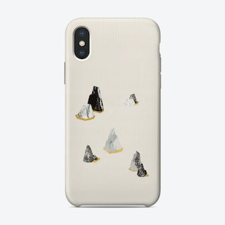 Rock Formation iPhone Case