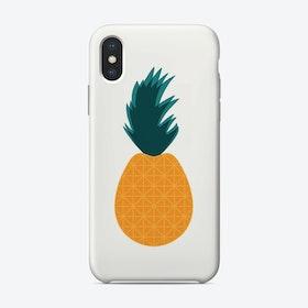 Pineapple 1 iPhone Case