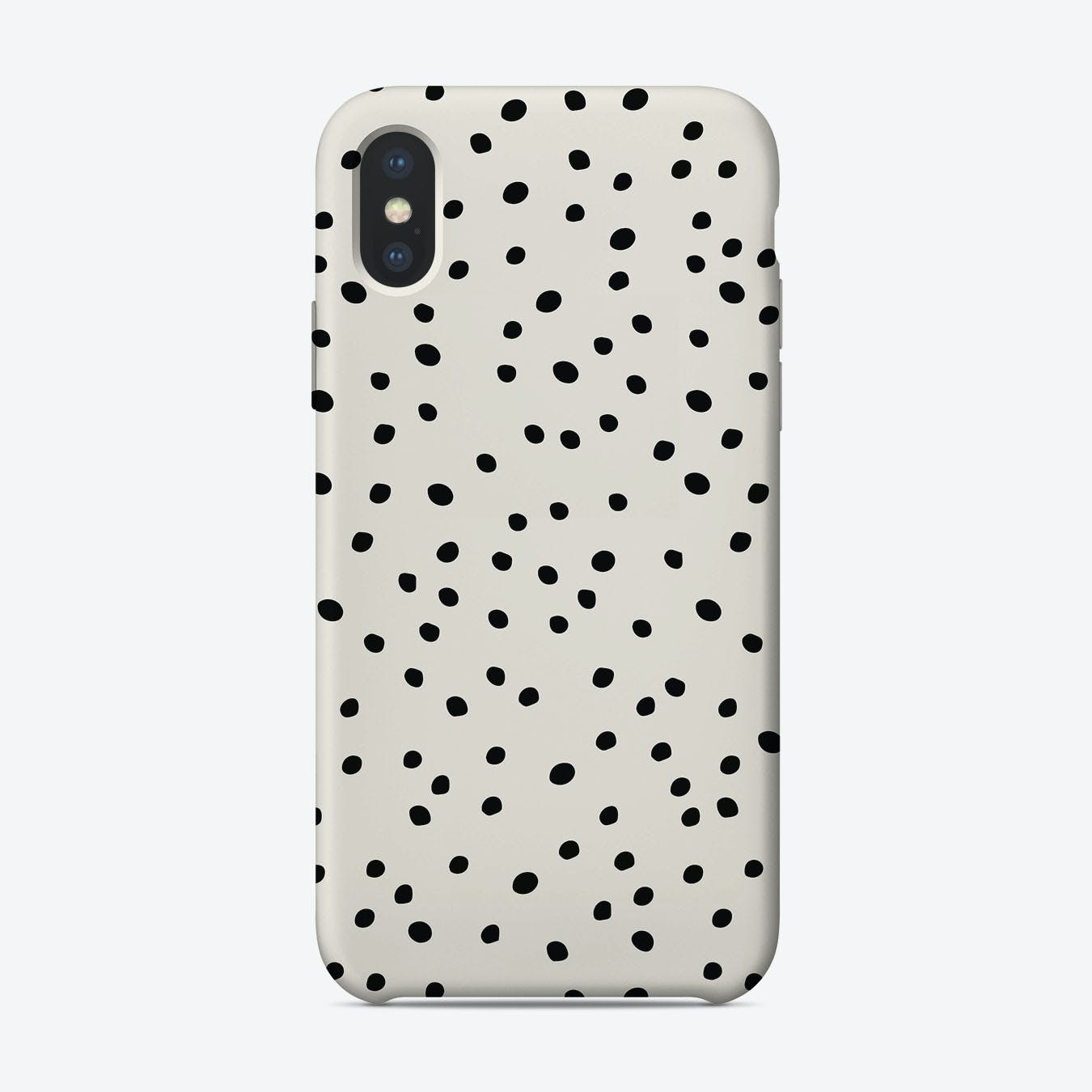 Preppy Spots iPhone Case