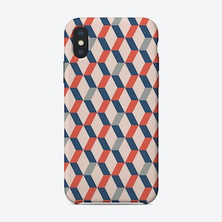 Abstract No 1 iPhone Case