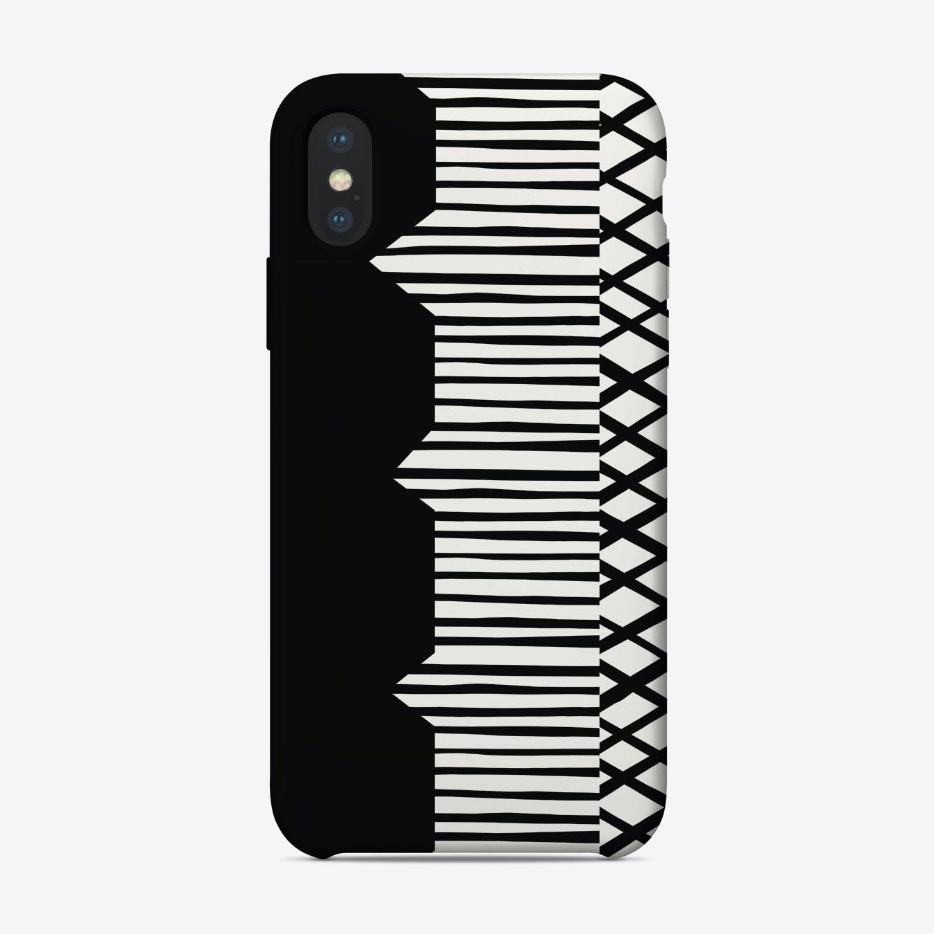 Abstract No 2 iPhone Case