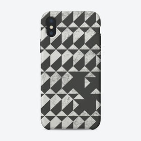 Abstract No 3 iPhone Case