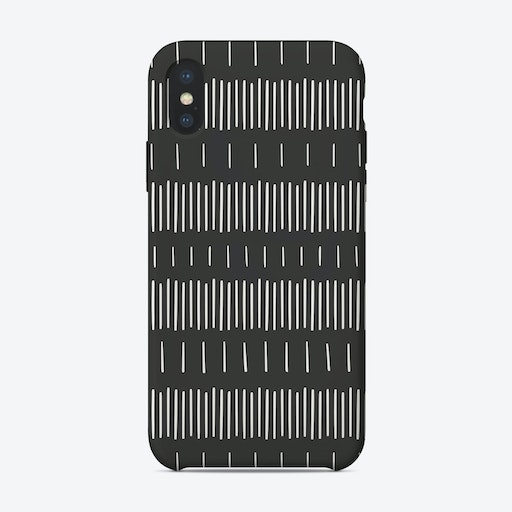 Lines iPhone Case