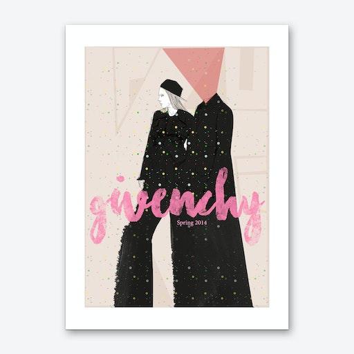 Givenchy Wall Art