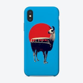 Llama Phone Case