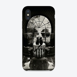 Room Skull Phone Case
