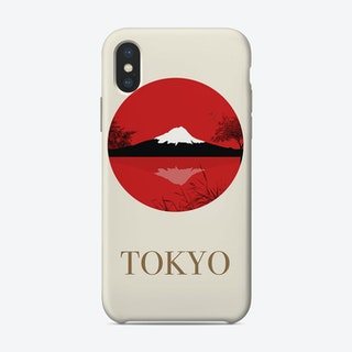 Visit Tokyo iPhone Case