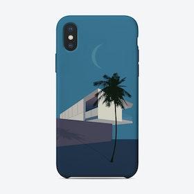 Minimal House 2 iPhone Case