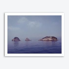 Positano1 Art Print