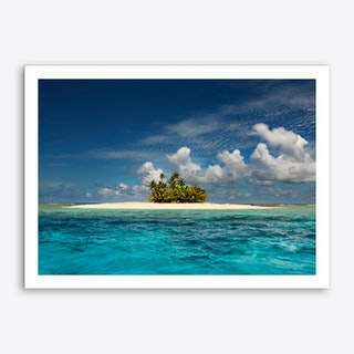 Island1 Art Print