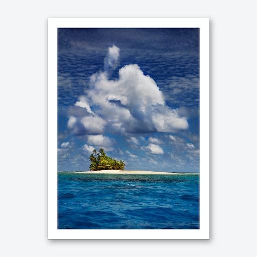 Island2 Art Print