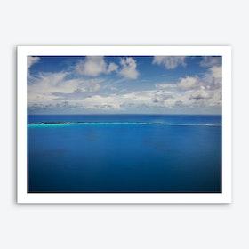 Island4 Art Print