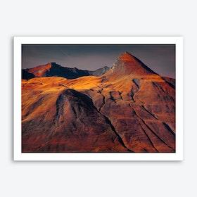 Alps1 Art Print