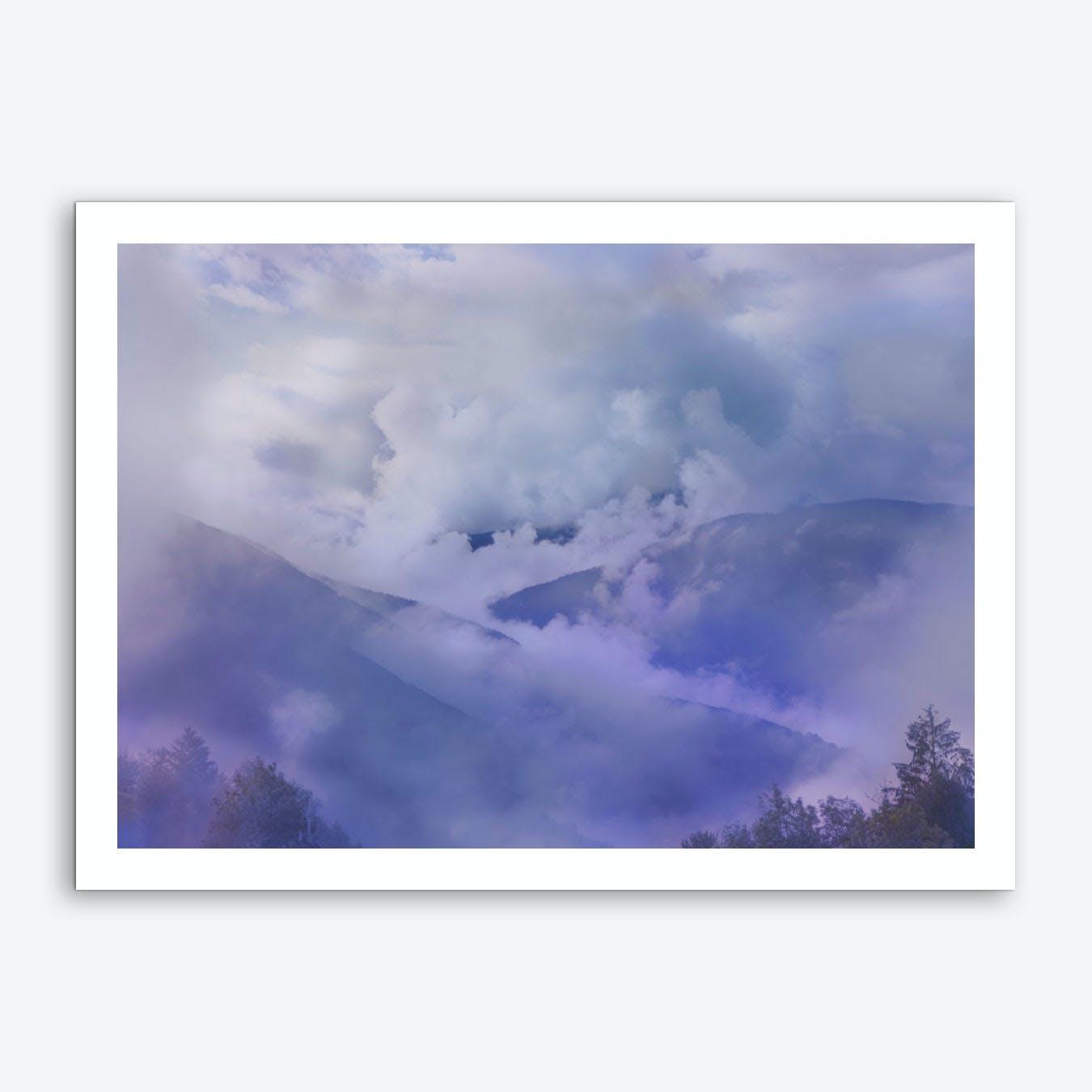Alps2 Art Print