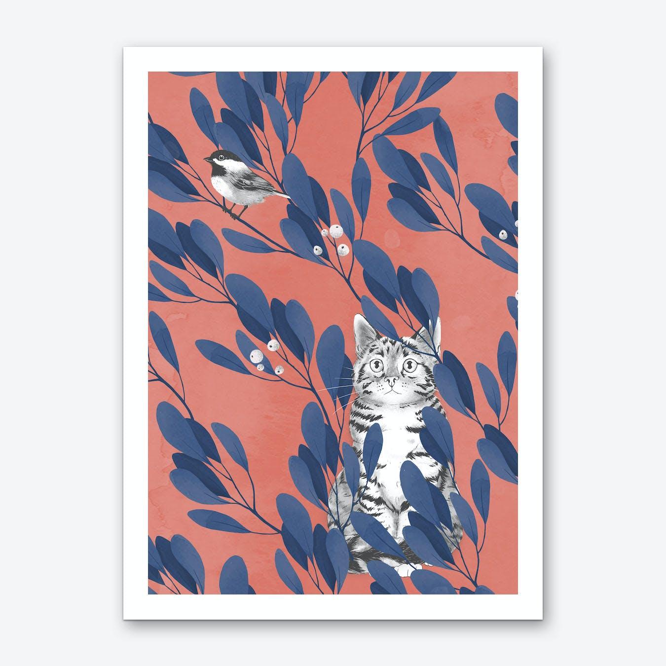 In the Wild Art Print
