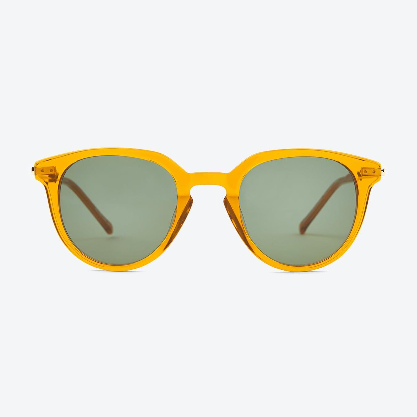 Biblio Honey Glaze Sunglasses