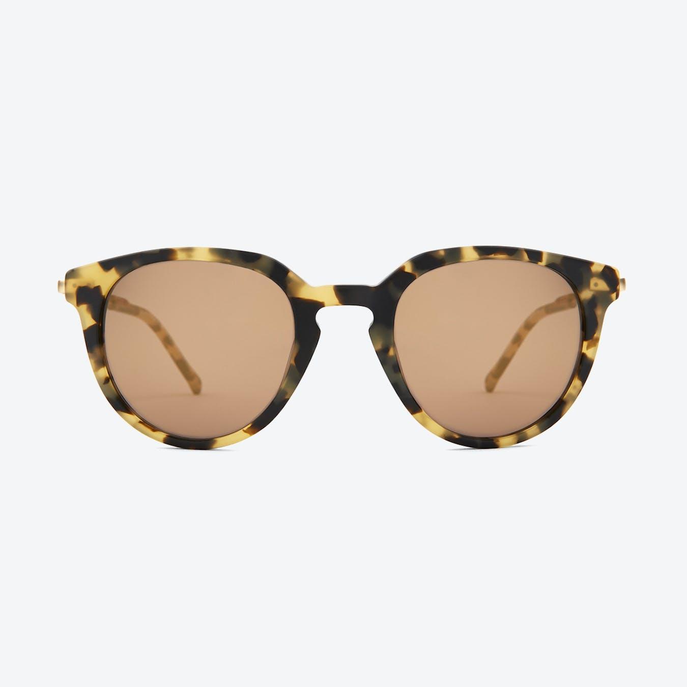 Biblio Turtle Sunglasses