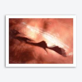 Terracotta Whisper Art Print