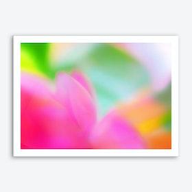 Spring Brights Art Print