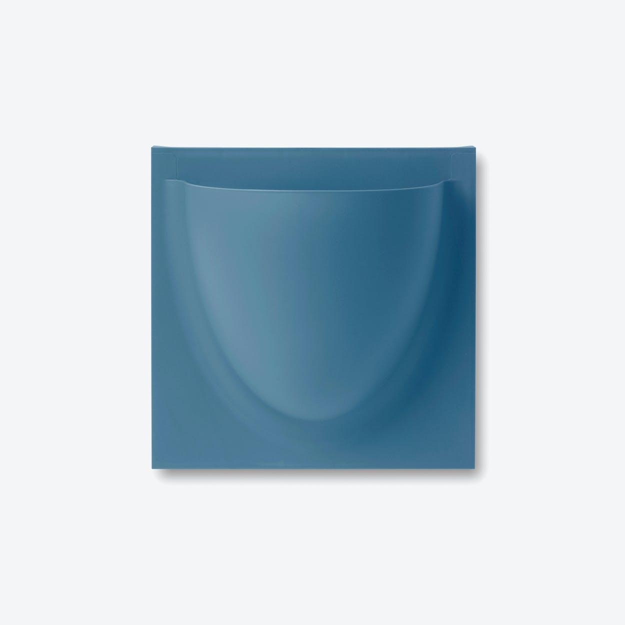Wall Planter / Jar Mini in Pastel Blue (Set of 2)