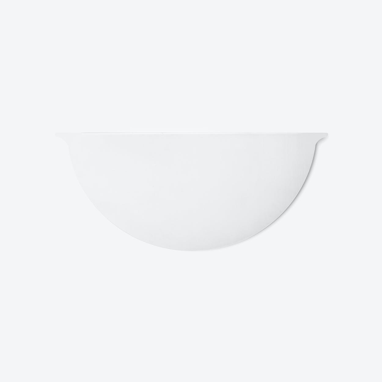 Wall Planter Lid in White