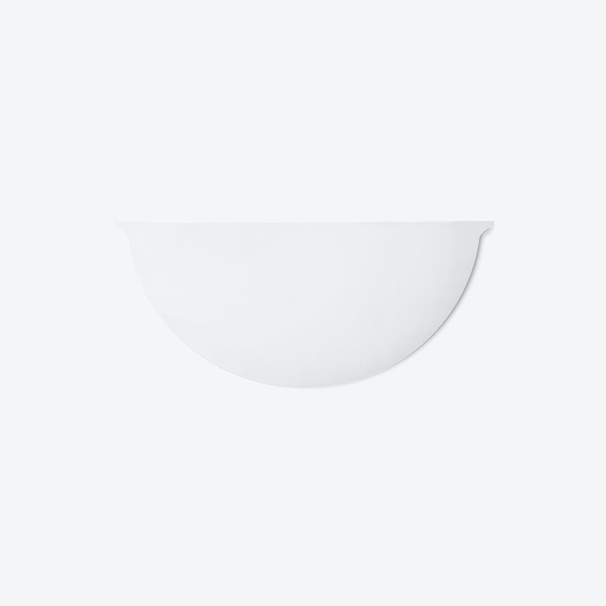 Wall Planter Mini Lid in White