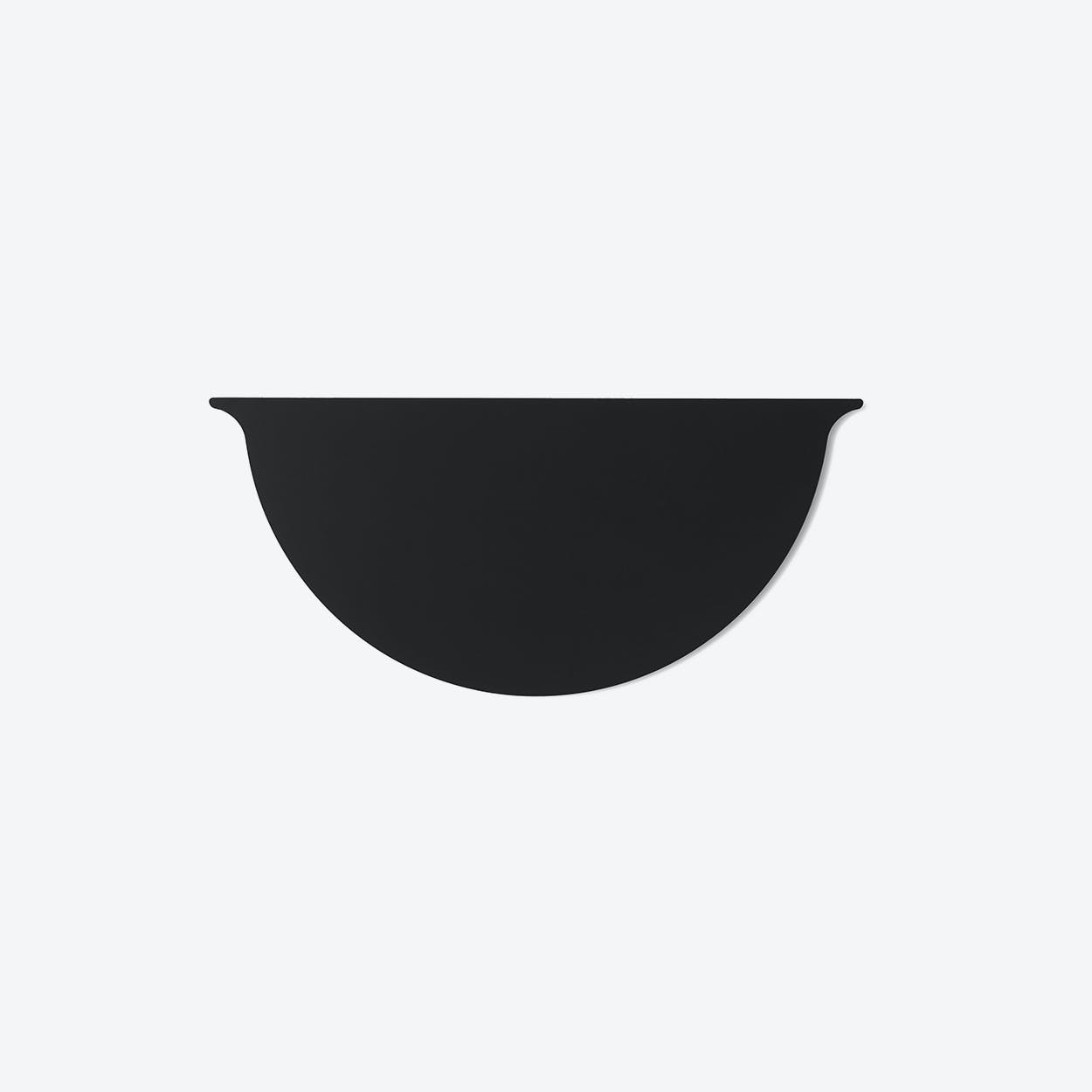 Wall Planter Mini Lid in Black
