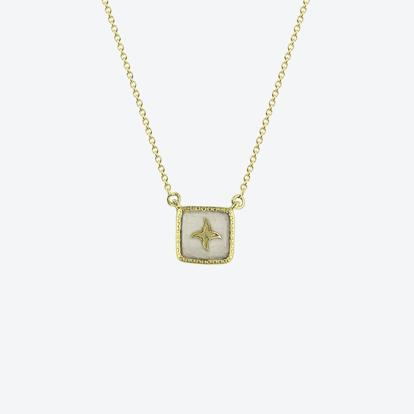 Meruba Necklace - Moonstone