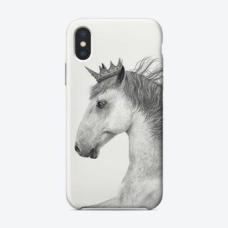 King Horse Phone Case