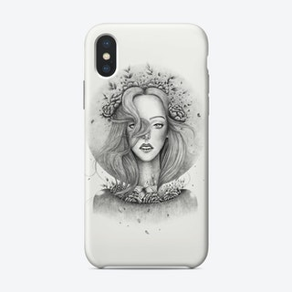Blooming Girl Phone Case