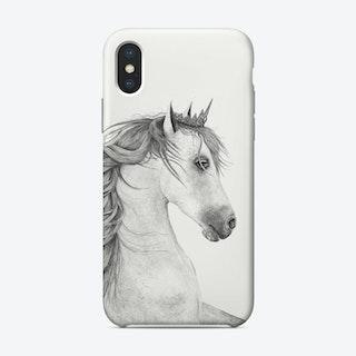 Queen Horse Phone Case